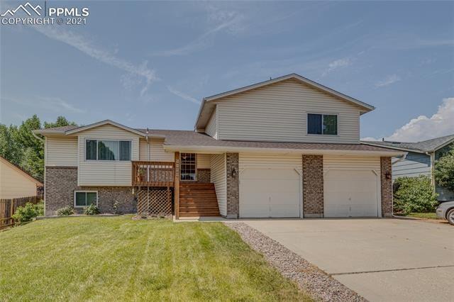 5140 Wainwright Drive, Colorado Springs, CO 80911 - #: 4228288
