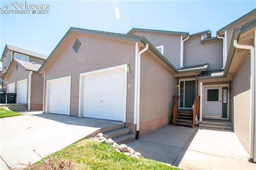 Photo of 3153 Hearthridge Circle, Colorado Springs, CO 80918 (MLS # 3407292)