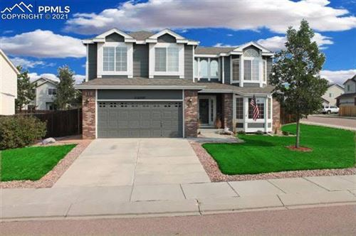 Photo of 16709 Elk Valley Trail, Monument, CO 80132 (MLS # 8201293)