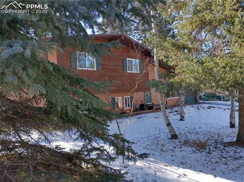 Photo of 137 Rolling Park Drive, Woodland Park, CO 80863 (MLS # 8937293)