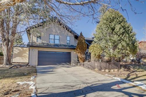 Photo of 3350 Clubheights Drive, Colorado Springs, CO 80906 (MLS # 3580294)