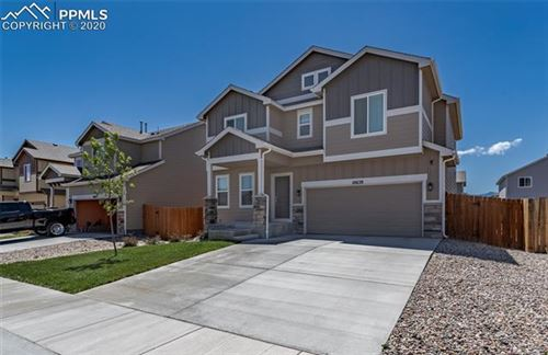 Photo of 10638 Outfit Drive, Colorado Springs, CO 80925 (MLS # 5681294)