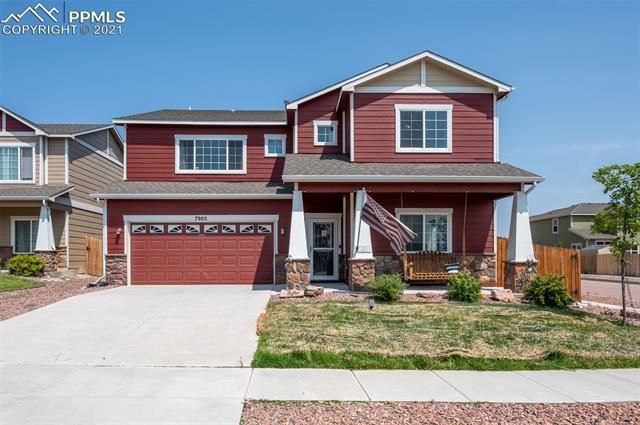 7905 Wagonwood Place, Colorado Springs, CO 80908 - #: 9639299