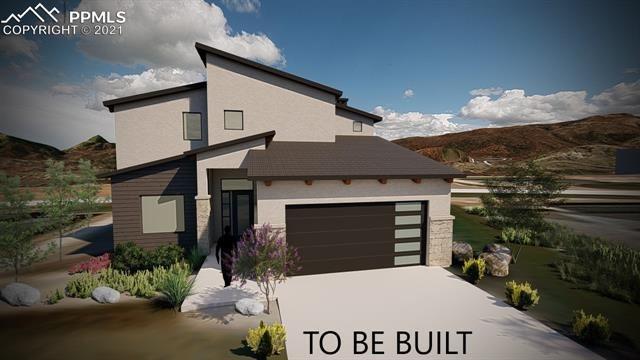 Photo for 3252 Sun Mountain View, Colorado Springs, CO 80904 (MLS # 8992300)
