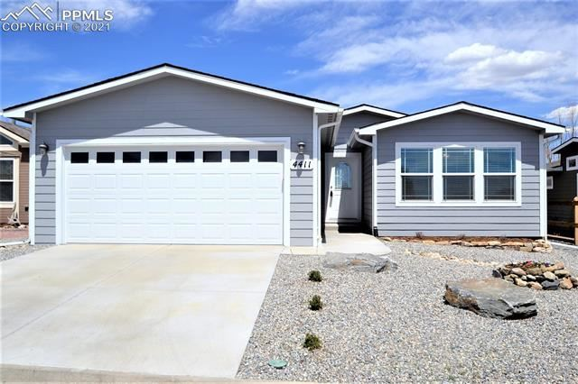 Photo for 4411 Kingfisher Point, Colorado Springs, CO 80922 (MLS # 9954302)