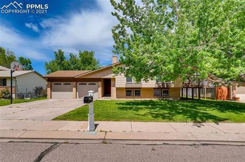 Photo of 1110 Valkenburg Drive, Colorado Springs, CO 80907 (MLS # 1146303)