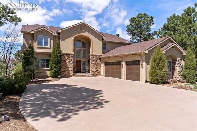 16015 Cliffrock Court, Colorado Springs, CO 80921 - #: 6506304
