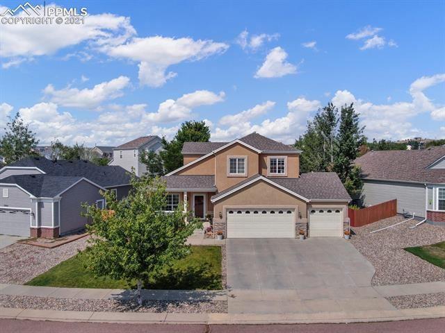 7014 Flowering Almond Drive, Colorado Springs, CO 80923 - #: 3299305