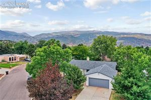 Photo of 334 Crystal Hills Boulevard, Manitou Springs, CO 80829 (MLS # 5185306)