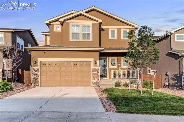 8105 Sandsmere Drive, Colorado Springs, CO 80908 - #: 3692306