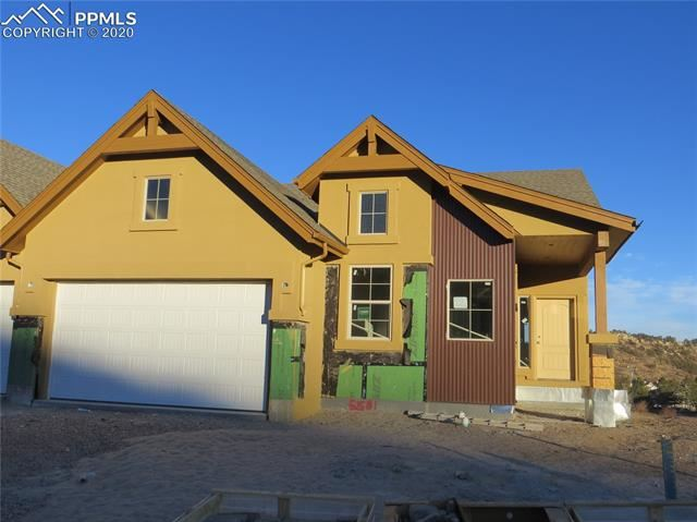 Photo for 5581 Silverstone Terrace, Colorado Springs, CO 80919 (MLS # 5540306)
