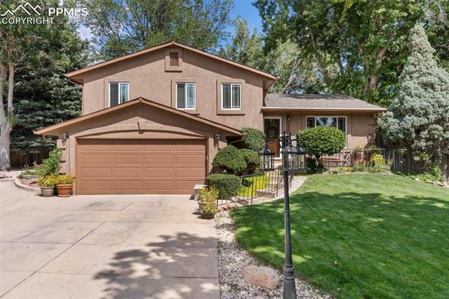 5021 Hackamore Court, Colorado Springs, CO 80918 - #: 8857306