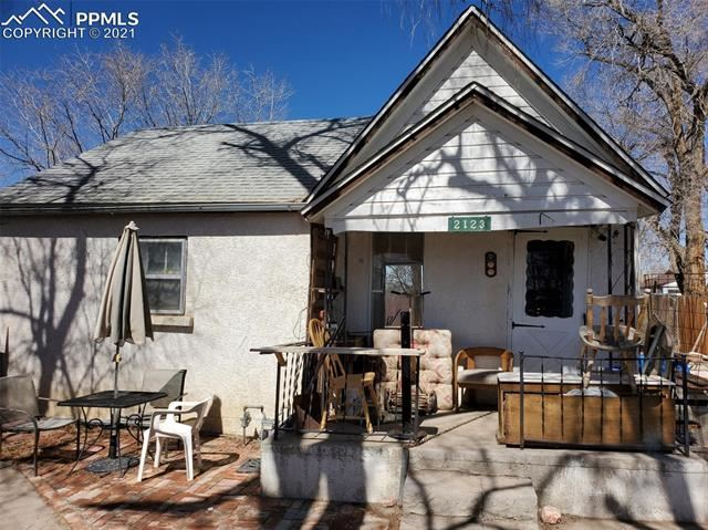 2123 E 11th Street, Pueblo, CO 81001 - #: 8272308