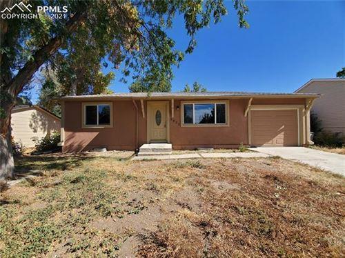 Photo of 3923 Fetlock Circle, Colorado Springs, CO 80918 (MLS # 3976309)