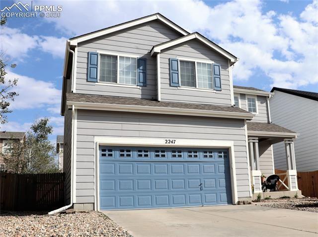 2247 Woodpark Drive, Colorado Springs, CO 80951 - MLS#: 8920309