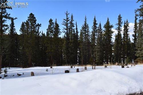 Photo of 220 Iron Eagle Point, Woodland Park, CO 80863 (MLS # 3874310)