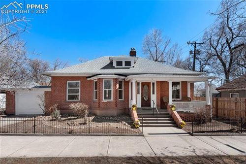 Photo of 9 S 16th Street, Colorado Springs, CO 80904 (MLS # 5012310)