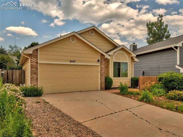 8337 Steadman Drive, Colorado Springs, CO 80920 - #: 7031310