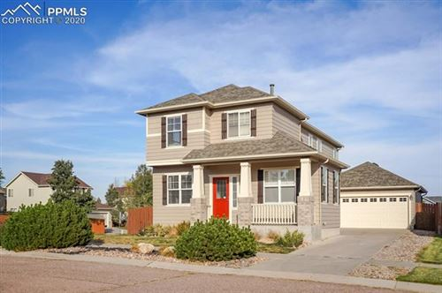 Photo of 6497 Sunny Meadow Street, Colorado Springs, CO 80923 (MLS # 4526311)