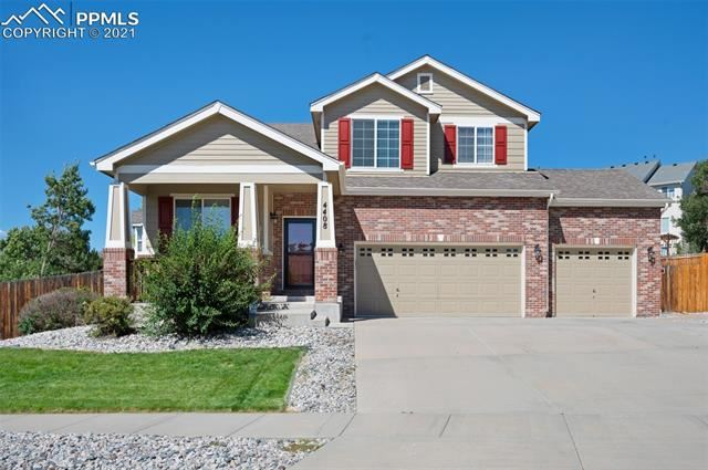 4408 Golf Club Drive, Colorado Springs, CO 80922 - #: 8237312