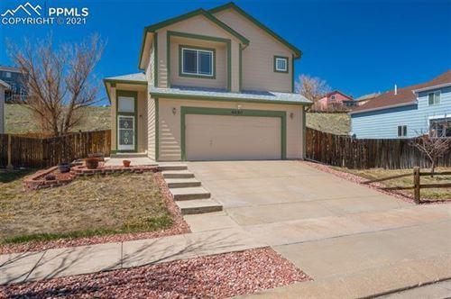 Photo of 4850 Sweetgrass Lane, Colorado Springs, CO 80922 (MLS # 2641313)