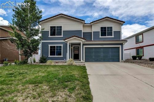 Photo of 7716 Candlelight Lane, Fountain, CO 80817 (MLS # 3041315)