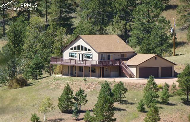 33 Independence Road, Cripple Creek, CO 80813 - #: 2398315