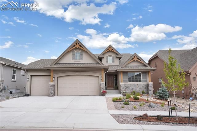 10251 Kentwood Drive, Colorado Springs, CO 80924 - #: 3606316