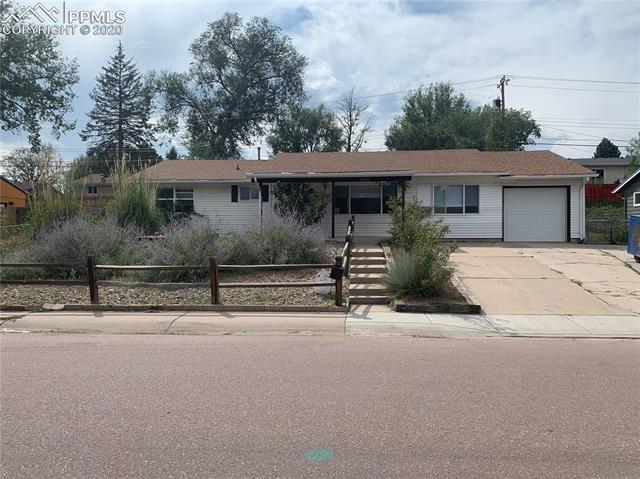 1500 Widefield Drive, Colorado Springs, CO 80911 - MLS#: 2809317