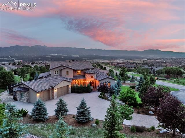 1545 Vine Cliff Heights, Colorado Springs, CO 80921 - #: 4328317