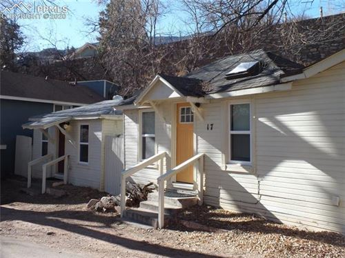 Photo of 15 Narrows Road, Manitou Springs, CO 80829 (MLS # 2735319)