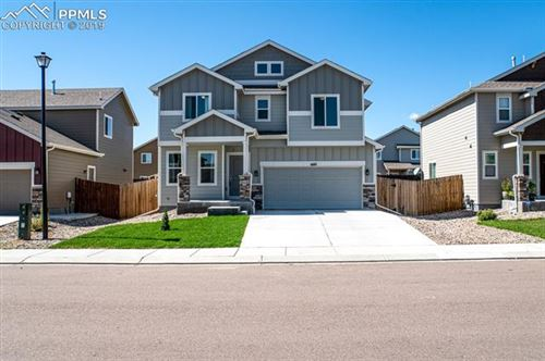 Photo of 6142 Cast Iron Drive, Colorado Springs, CO 80925 (MLS # 9065319)