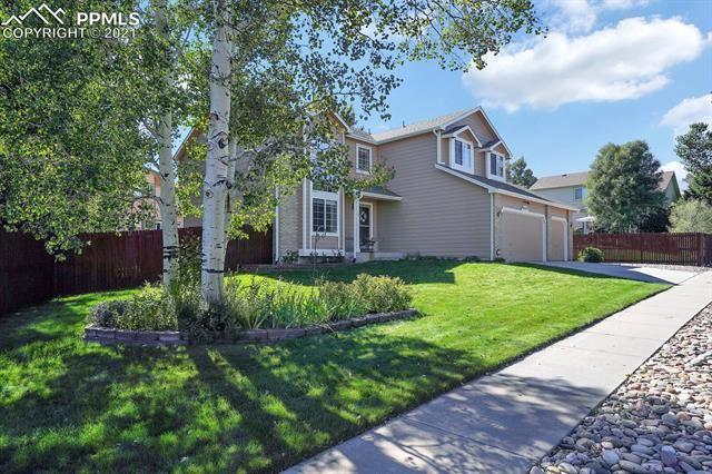 6030 Wheatgrass Drive, Colorado Springs, CO 80923 - #: 3697319