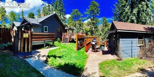 Photo of 9050 Picabo Road, Cascade, CO 80809 (MLS # 5007320)