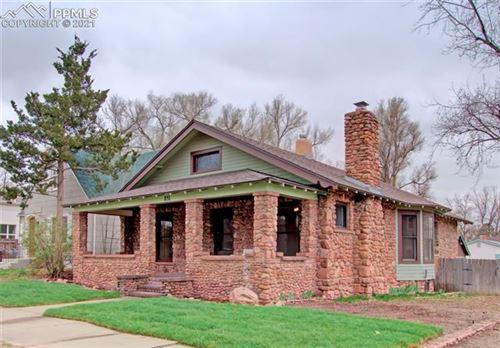 Photo of 831 E Dale Street, Colorado Springs, CO 80903 (MLS # 8457320)