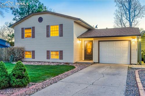 Photo of 4202 Meadowland Boulevard, Colorado Springs, CO 80918 (MLS # 9721320)
