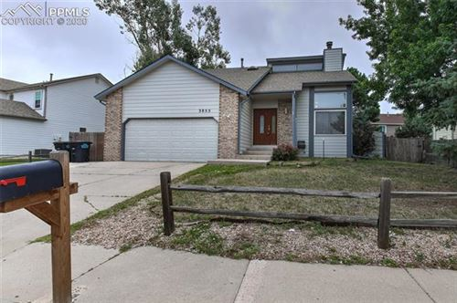 Photo of 3855 Summer Breeze Drive, Colorado Springs, CO 80918 (MLS # 5685322)