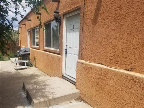 Photo of 1712 S HAMPTON Street #1, Colorado Springs, CO 80906 (MLS # 8620322)