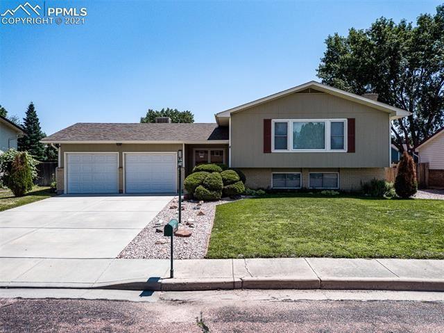 4045 Cantrell Drive, Colorado Springs, CO 80911 - #: 9823322