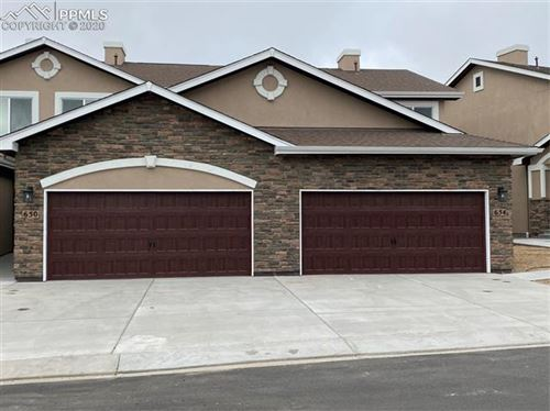 Photo of 650 Thimbleberry Point, Colorado Springs, CO 80921 (MLS # 7773323)