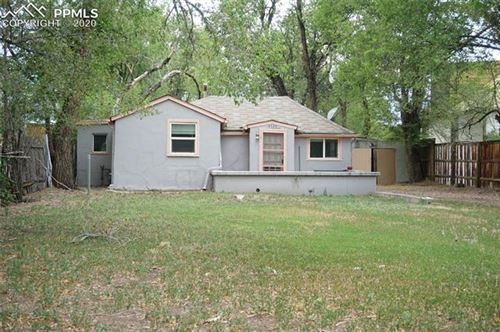 Photo of 2526 N Weber Street, Colorado Springs, CO 80907 (MLS # 9957323)