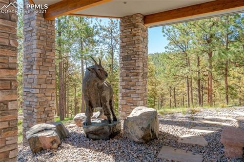 Tiny photo for 300 Golden Eagle Place, Woodland Park, CO 80863 (MLS # 2484324)