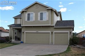 Photo of 6895 Kasson Drive, Fountain, CO 80817 (MLS # 9002324)