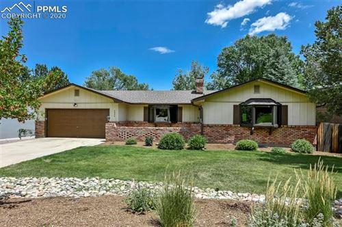 Photo of 2449 Virgo Drive, Colorado Springs, CO 80906 (MLS # 9531324)