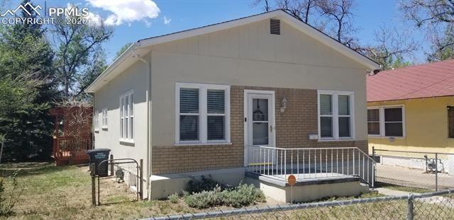 Photo for 228 N Hancock Avenue, Colorado Springs, CO 80903 (MLS # 5443324)