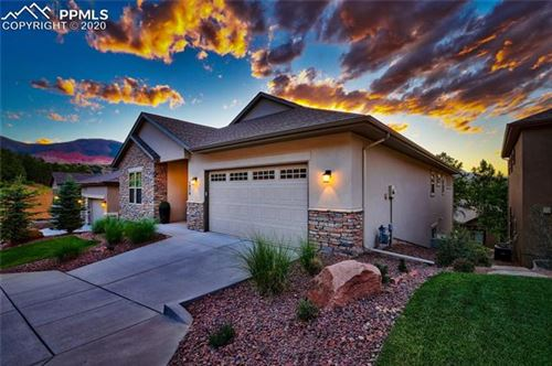 Tiny photo for 1970 Safe Harbor Court, Colorado Springs, CO 80919 (MLS # 3767325)