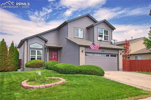 Photo of 5420 Luster Drive, Colorado Springs, CO 80923 (MLS # 6314325)