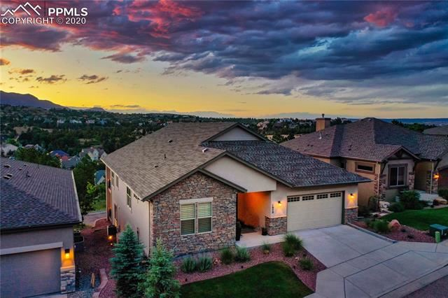 Photo for 1970 Safe Harbor Court, Colorado Springs, CO 80919 (MLS # 3767325)