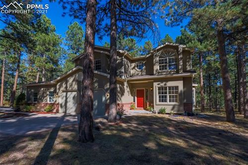 Photo of 1460 Royal Crest Court, Monument, CO 80132 (MLS # 2868326)