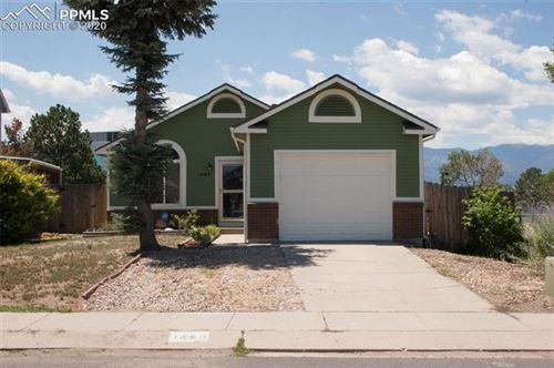 Photo of 1460 Ride Lane, Colorado Springs, CO 80915 (MLS # 5104326)